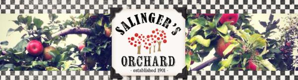 Salinger`s Orchard